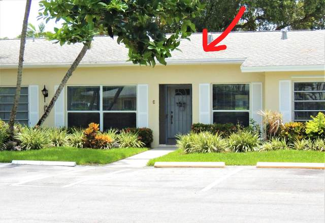 13831 Via Flora C, Delray Beach, FL 33484 (#RX-10636780) :: Ryan Jennings Group