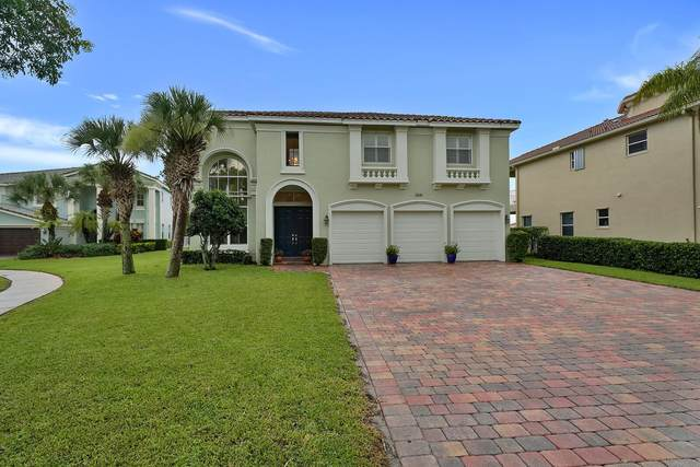 2616 Danforth Terrace, Wellington, FL 33414 (#RX-10636804) :: Ryan Jennings Group