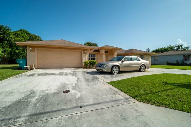 316 NE 12th Avenue, Boynton Beach, FL 33435 (MLS #RX-10636814) :: Berkshire Hathaway HomeServices EWM Realty