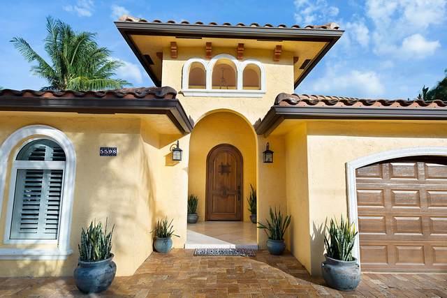 5598 NE 7th Avenue, Boca Raton, FL 33487 (MLS #RX-10636823) :: The Jack Coden Group