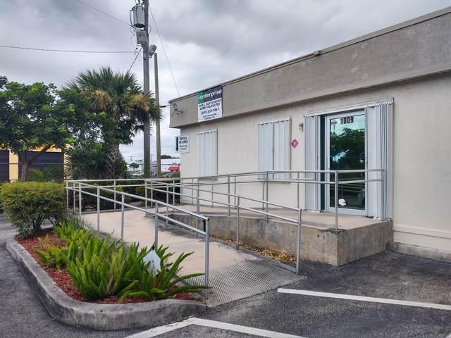 1009 N Federal Highway, Boynton Beach, FL 33435 (MLS #RX-10636827) :: Berkshire Hathaway HomeServices EWM Realty