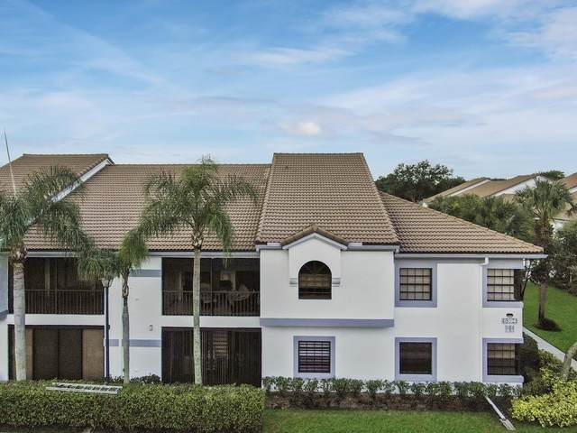 5394 Firenze Drive F, Boynton Beach, FL 33437 (MLS #RX-10636828) :: Berkshire Hathaway HomeServices EWM Realty