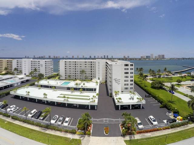 301 Lake Shore #309, Lake Park, FL 33403 (#RX-10636860) :: Treasure Property Group