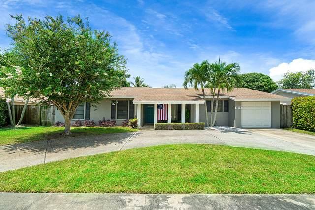 4959 Marbella Road N, West Palm Beach, FL 33417 (MLS #RX-10636861) :: Berkshire Hathaway HomeServices EWM Realty
