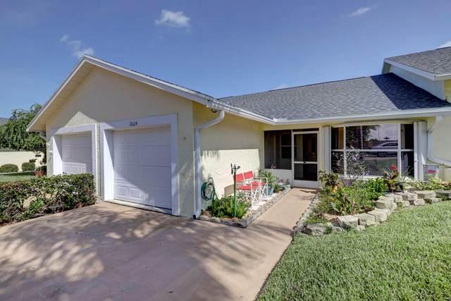 11024 SE Sea Pines Circle, Hobe Sound, FL 33455 (MLS #RX-10636862) :: Berkshire Hathaway HomeServices EWM Realty