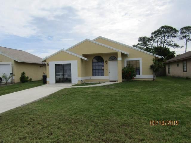 5605 SE Collins Avenue, Stuart, FL 34997 (MLS #RX-10636924) :: Berkshire Hathaway HomeServices EWM Realty