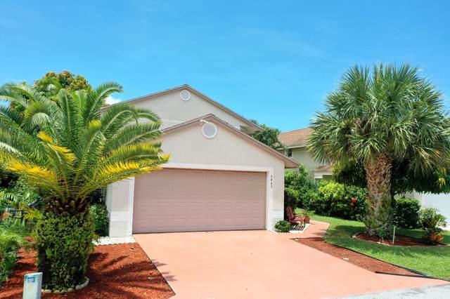 5465 Berry Blossom Way E, West Palm Beach, FL 33415 (#RX-10636931) :: Ryan Jennings Group