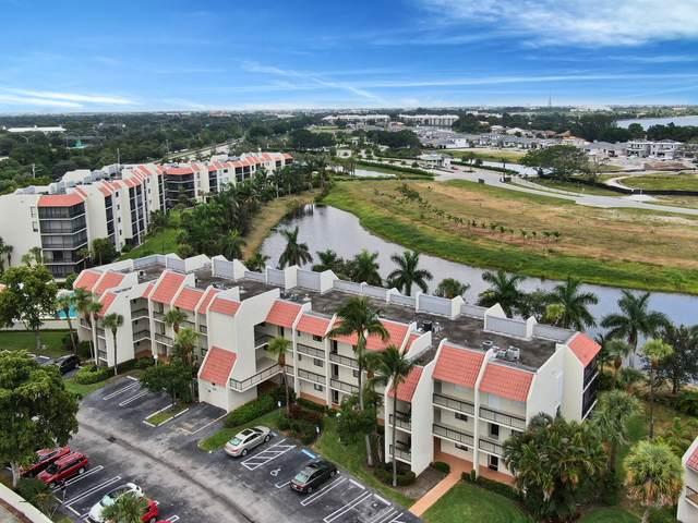2550 Presidential Way #205, West Palm Beach, FL 33401 (#RX-10636935) :: Ryan Jennings Group
