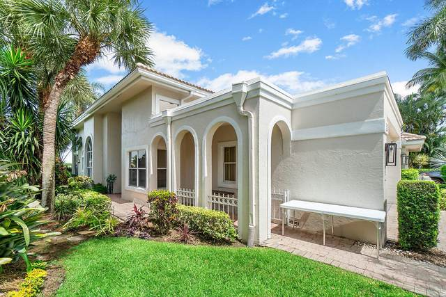 5222 Windsor Parke Drive, Boca Raton, FL 33496 (MLS #RX-10636949) :: Berkshire Hathaway HomeServices EWM Realty