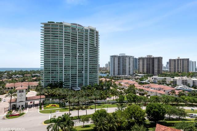 20000 E Country Club Drive #1201, Aventura, FL 33180 (MLS #RX-10636974) :: United Realty Group