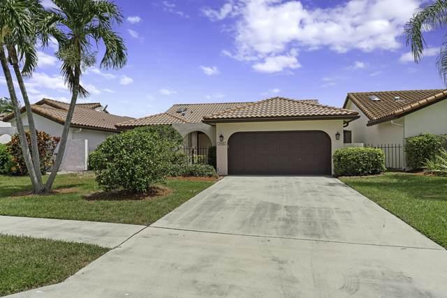7602 Solimar Circle, Boca Raton, FL 33433 (MLS #RX-10637007) :: The Paiz Group