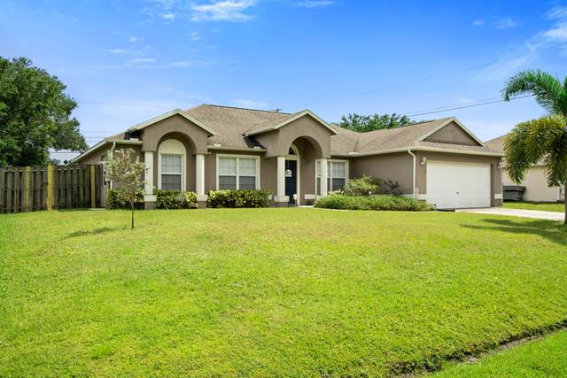 1174 SW Abbey Avenue, Port Saint Lucie, FL 34953 (#RX-10637021) :: Ryan Jennings Group
