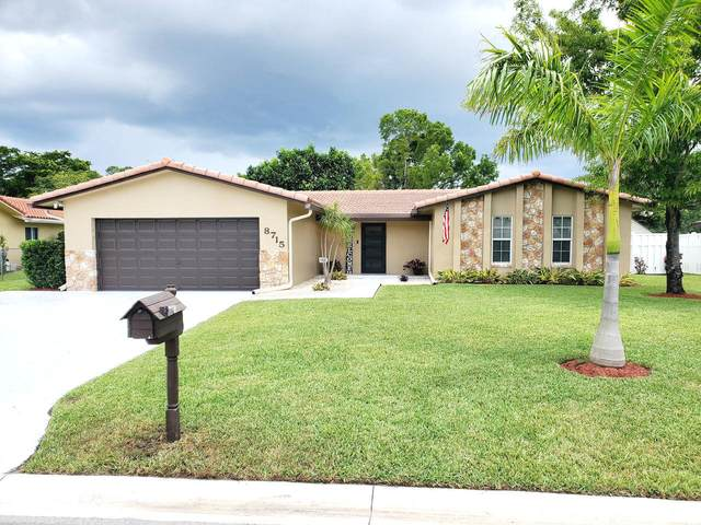 8715 NW 29th Drive, Coral Springs, FL 33065 (#RX-10637028) :: Ryan Jennings Group