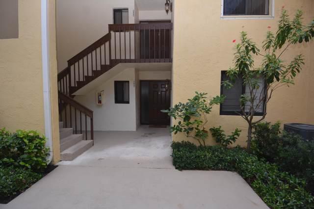 30 Pelican Pointe Drive #1020, Delray Beach, FL 33483 (#RX-10637051) :: Treasure Property Group