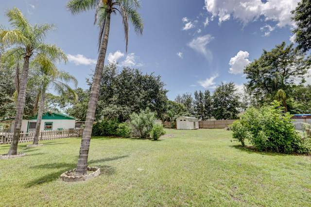 264 SW Todd Avenue, Port Saint Lucie, FL 34983 (#RX-10637080) :: Ryan Jennings Group