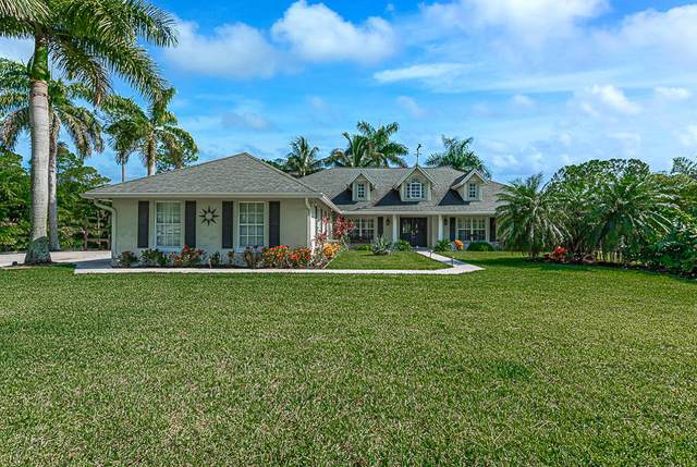 17437 72nd Road N, The Acreage, FL 33470 (MLS #RX-10637115) :: Laurie Finkelstein Reader Team