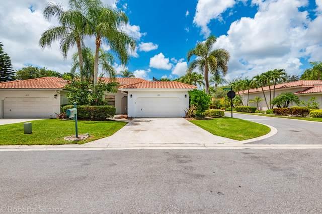 8656 Via Giula, Boca Raton, FL 33496 (MLS #RX-10637132) :: Berkshire Hathaway HomeServices EWM Realty