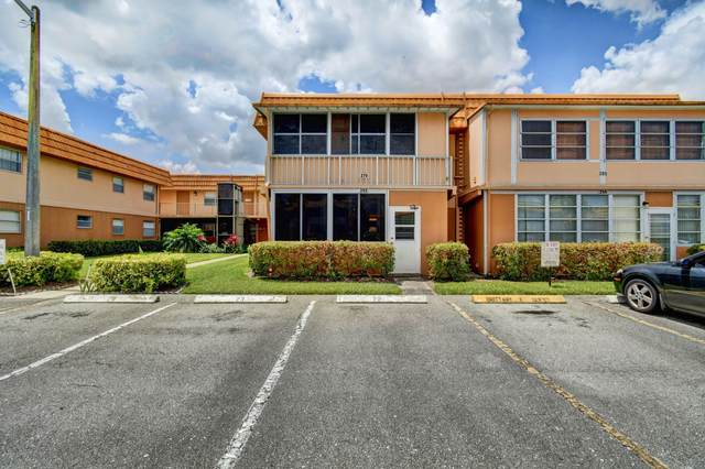 255 Brittany F, Delray Beach, FL 33446 (#RX-10637139) :: Manes Realty Group
