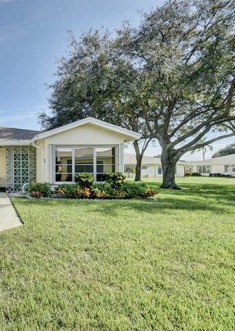 5313 Lakefront Boulevard D, Delray Beach, FL 33484 (#RX-10637140) :: Manes Realty Group