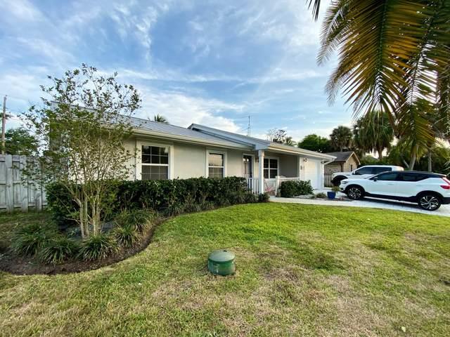 2657 SW Harem Circle, Port Saint Lucie, FL 34953 (#RX-10637146) :: Manes Realty Group