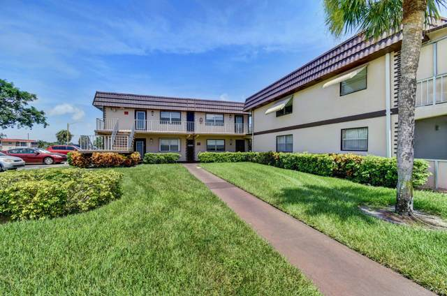 23 Brittany A, Delray Beach, FL 33446 (#RX-10637151) :: Manes Realty Group