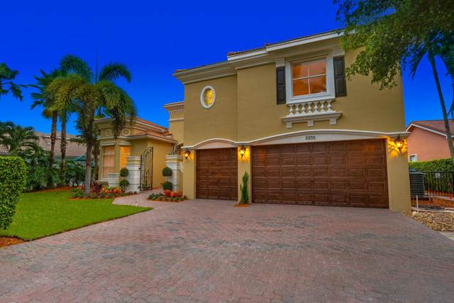 2255 Stotesbury Way, Wellington, FL 33414 (#RX-10637157) :: Ryan Jennings Group