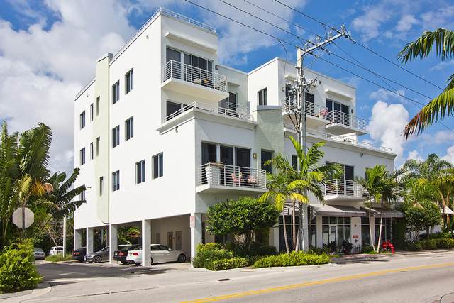 110 SE 2nd Street #202, Delray Beach, FL 33444 (#RX-10637161) :: Manes Realty Group