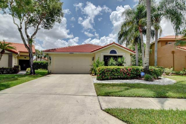 10695 San Bernardino Way, Boca Raton, FL 33428 (#RX-10637183) :: Manes Realty Group