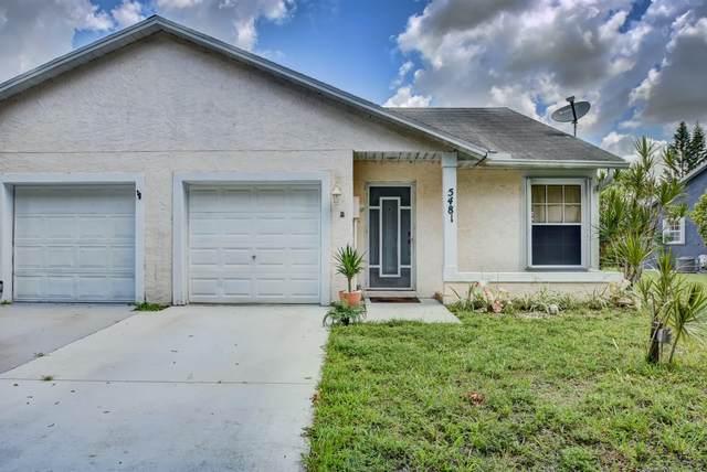 5481 Pointer Drive, West Palm Beach, FL 33415 (MLS #RX-10637200) :: Berkshire Hathaway HomeServices EWM Realty