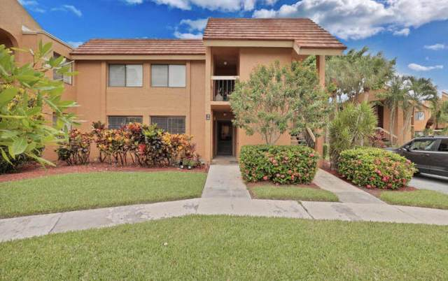 11262 Green Lake Drive #102, Boynton Beach, FL 33437 (#RX-10637201) :: Real Estate Authority