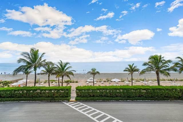 170 N Ocean Boulevard #301, Palm Beach, FL 33480 (#RX-10637211) :: Manes Realty Group
