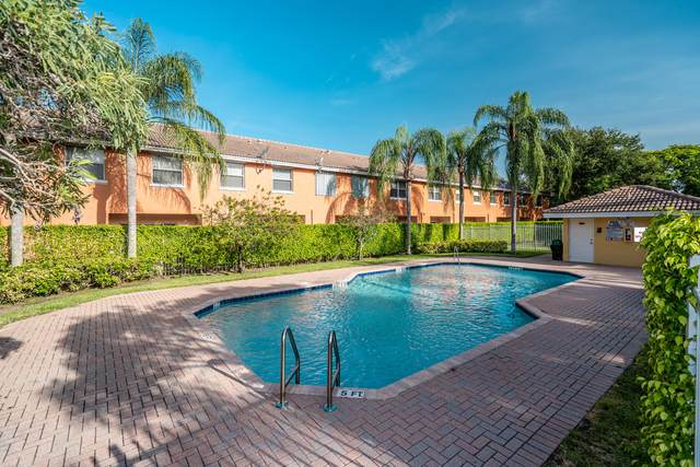 6817 Sienna Club Place #6817, Lauderhill, FL 33319 (#RX-10637214) :: Manes Realty Group