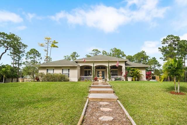 17661 41st Road N, Loxahatchee, FL 33470 (MLS #RX-10637217) :: Berkshire Hathaway HomeServices EWM Realty