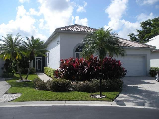 6326 Crystal View Lane, Boynton Beach, FL 33437 (#RX-10637229) :: Real Estate Authority