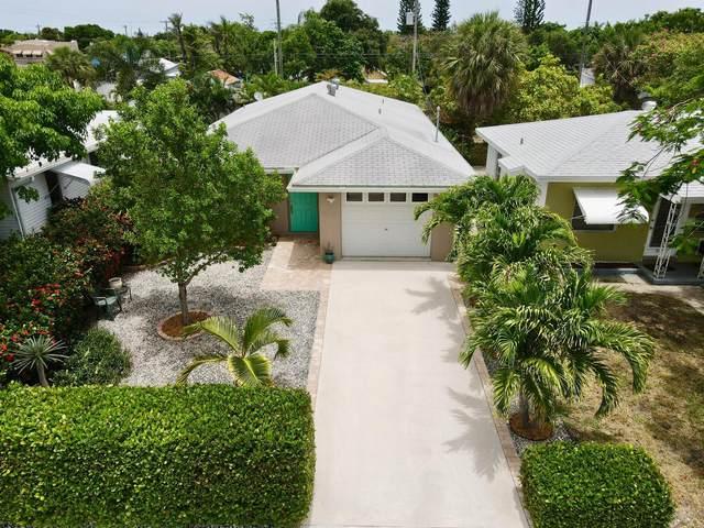 524 N J Street, Lake Worth Beach, FL 33460 (#RX-10637233) :: Ryan Jennings Group