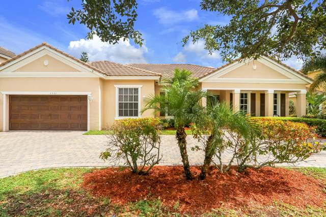 9591 Sedgewood Drive, Lake Worth, FL 33467 (MLS #RX-10637248) :: Berkshire Hathaway HomeServices EWM Realty