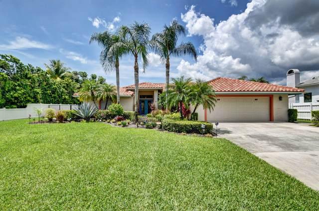 918 Lake Shore Drive, Delray Beach, FL 33444 (MLS #RX-10637254) :: Berkshire Hathaway HomeServices EWM Realty