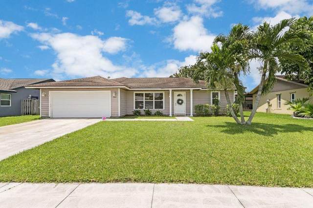 7660 Woodland Creek Lane, Lake Worth, FL 33467 (MLS #RX-10637264) :: Castelli Real Estate Services