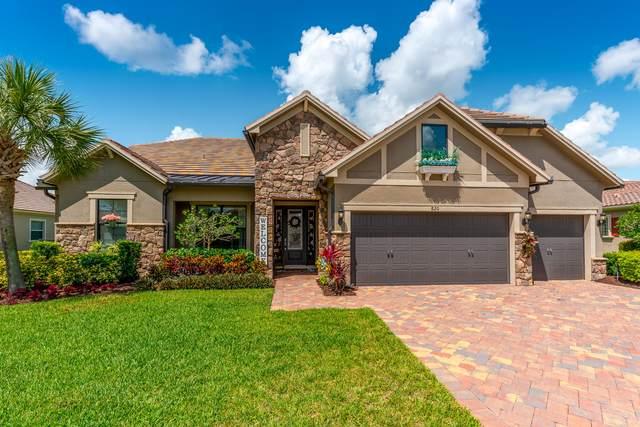 820 SW Habitat Lane, Palm City, FL 34990 (#RX-10637280) :: Ryan Jennings Group