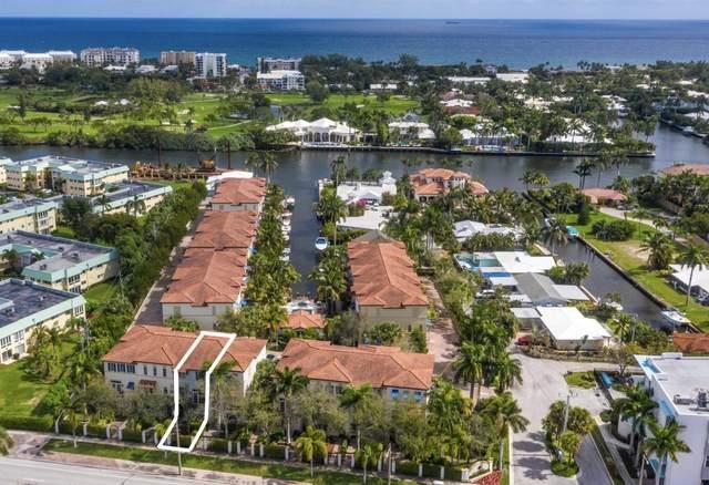 3231 Estancia Lane, Boynton Beach, FL 33435 (#RX-10637288) :: Real Estate Authority