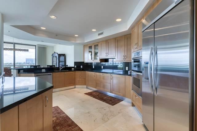 3630 Gardens Parkway 601C, Palm Beach Gardens, FL 33410 (MLS #RX-10637327) :: Berkshire Hathaway HomeServices EWM Realty