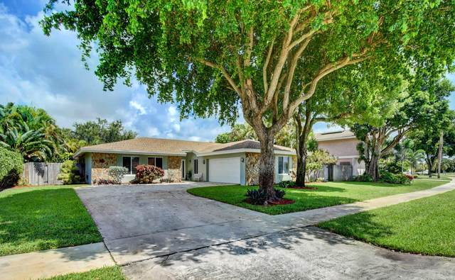 4345 Sugar Pine Drive, Boca Raton, FL 33487 (#RX-10637329) :: Ryan Jennings Group