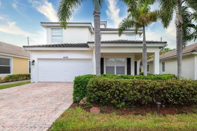 6795 Lantern Key Drive, Lake Worth, FL 33463 (MLS #RX-10637337) :: Berkshire Hathaway HomeServices EWM Realty