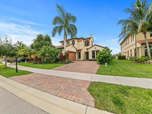 11346 NW 81st Place, Parkland, FL 33076 (MLS #RX-10637359) :: United Realty Group