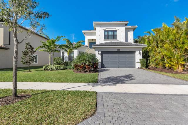 16305 Cabernet Drive, Delray Beach, FL 33446 (MLS #RX-10637363) :: Berkshire Hathaway HomeServices EWM Realty