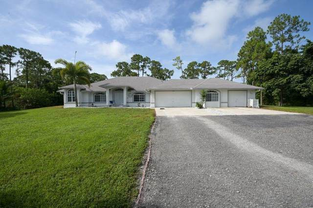 13306 55th Road N, West Palm Beach, FL 33411 (MLS #RX-10637390) :: Laurie Finkelstein Reader Team