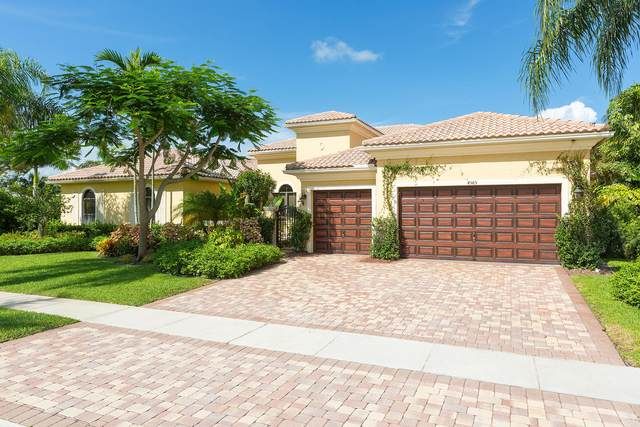 4585 Island Reef Drive, Wellington, FL 33449 (MLS #RX-10637398) :: Berkshire Hathaway HomeServices EWM Realty