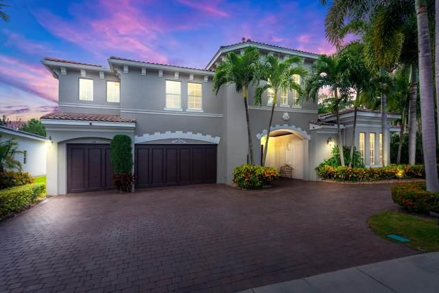 1132 San Michele Way, Palm Beach Gardens, FL 33418 (MLS #RX-10637399) :: The Jack Coden Group