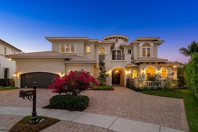 17609 Middlebrook Way, Boca Raton, FL 33496 (MLS #RX-10637412) :: Berkshire Hathaway HomeServices EWM Realty