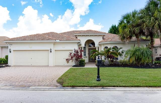 2519 SW Bridgeview Terr Terrace, Palm City, FL 34990 (#RX-10637420) :: Ryan Jennings Group